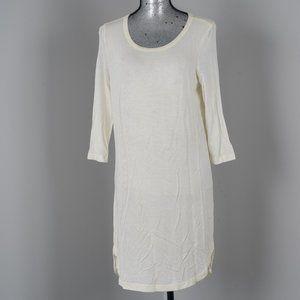 NWT Vero Moda cream knit dress - M